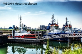 Havensleper; sleepboot;
